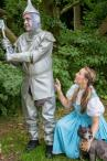 Dorothy and Tinman