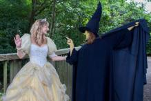 Glinda and the Wicked WItch