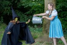 Dorothy and the Wicked Witch
