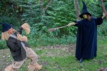Scarecrow and the Wicked Witch