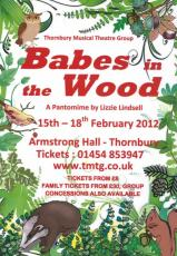 Babes in the Wood Poster
