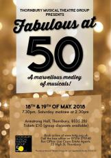 Fab50 Poster