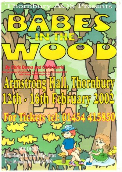 Babes in the Wood 2002 Poster