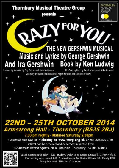 Crazy for You Poster