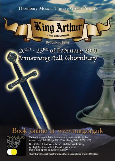 King Arthur Poster
