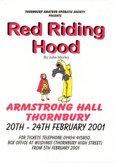 Red Riding Hood 2001 Poster