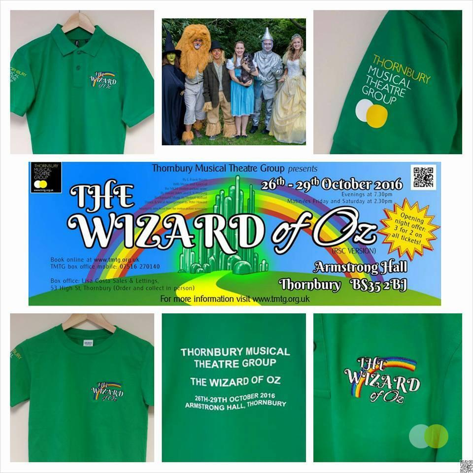 Wizard of Oz Shirts